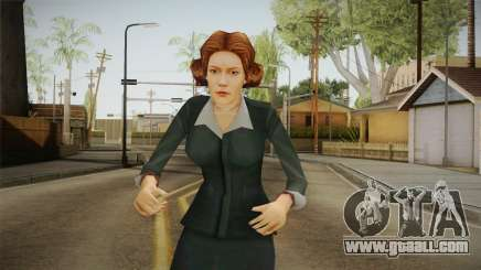 Miss Danvers from Bully Scholarship for GTA San Andreas