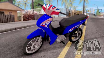 Honda Biz 125 for GTA San Andreas