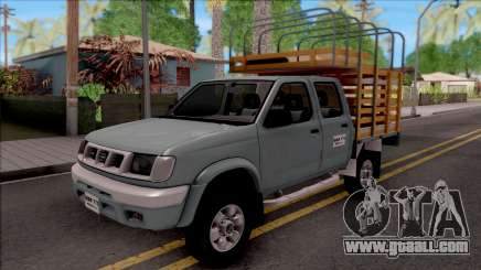 Nissan Frontier for GTA San Andreas