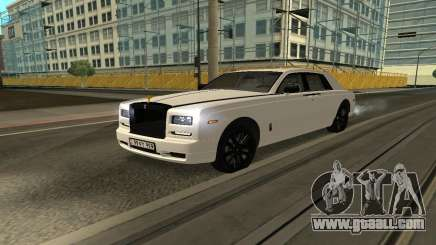 Rolls-Royce Ghost Armenian for GTA San Andreas