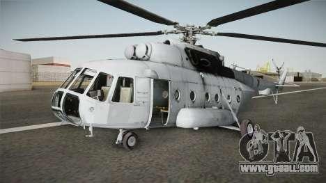 Mil Mi-171sh Croatian Air Force for GTA San Andreas