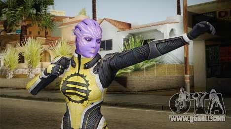 Mass Effect 2 Capitan Enyala for GTA San Andreas
