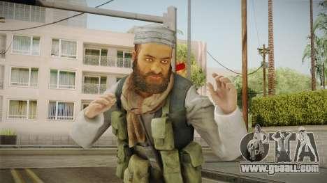 Medal Of Honor 2010 Taliban Skin v5 for GTA San Andreas