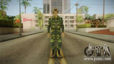 Army of the Republic of Vietnam for GTA San Andreas second screenshot