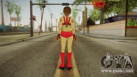Reiko Skin for GTA San Andreas third screenshot