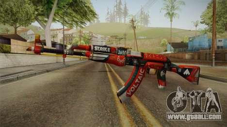 CS: GO AK-47 Bloodsport Skin for GTA San Andreas