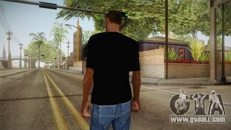 GTA 5 Special T-Shirt v5 for GTA San Andreas second screenshot