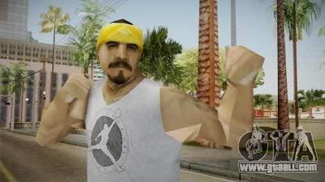 New Vagos Skin v6 for GTA San Andreas