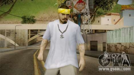 New Vagos Skin v3 for GTA San Andreas
