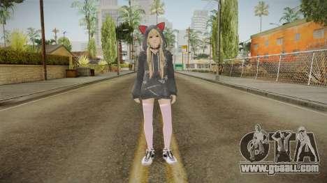 New Fam3 Skin for GTA San Andreas second screenshot