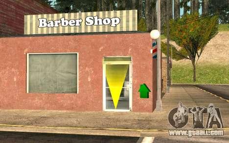 Rural businesses for GTA San Andreas forth screenshot