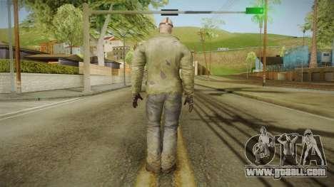 Mortal Kombat X - Jason Voorhees for GTA San Andreas third screenshot