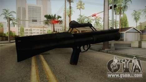 Mirror Edge Neostead 2000 for GTA San Andreas second screenshot