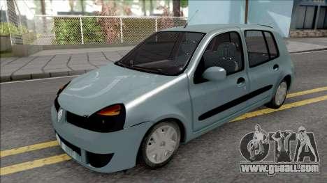 Renault Clio SFD for GTA San Andreas