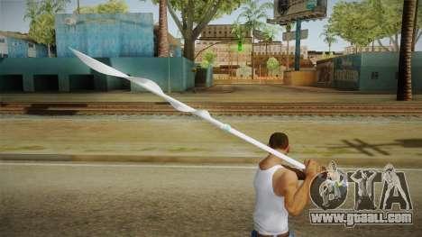 Pearl Spear for GTA San Andreas third screenshot