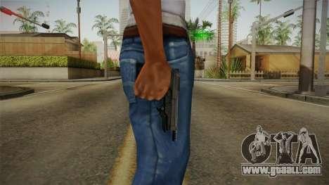 Mirror Edge Beretta M93R for GTA San Andreas third screenshot