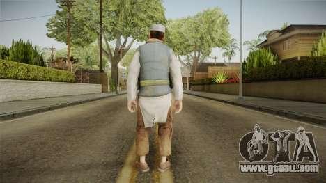 Medal Of Honor 2010 Taliban Skin v5 for GTA San Andreas third screenshot