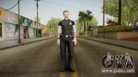 Mirror Edge Cop Patrol v1 for GTA San Andreas second screenshot