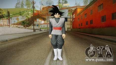 Goku Black Skin for GTA San Andreas second screenshot