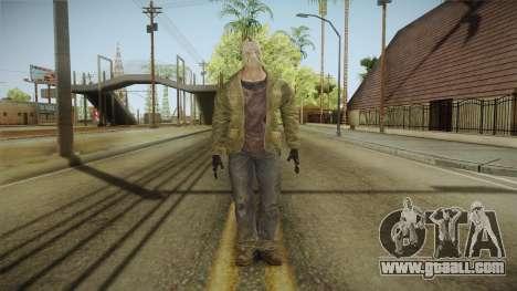 Mortal Kombat X - Jason Voorhees for GTA San Andreas second screenshot