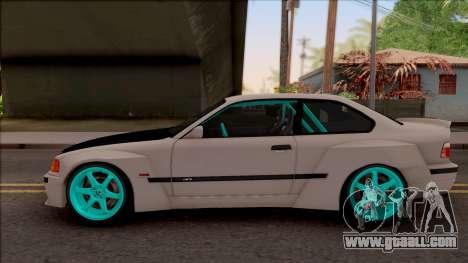 BMW M3 E36 Drift Rocket Bunny for GTA San Andreas left view