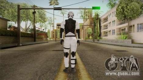 Mirror Edge Cop Pursuit Female for GTA San Andreas third screenshot
