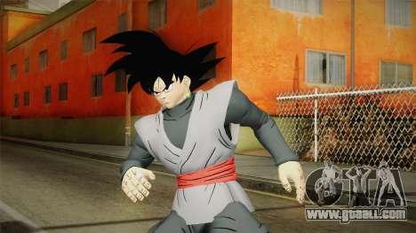 Goku Black Skin for GTA San Andreas