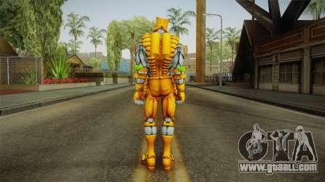 JJBA Eyes of Heaven The World for GTA San Andreas third screenshot