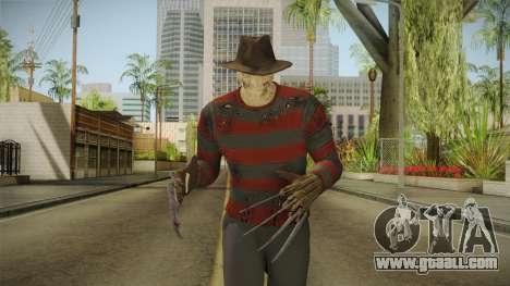Mortal Kombat 9 - Freddy Krueger for GTA San Andreas