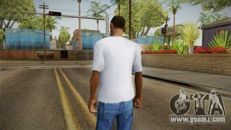 GTA 5 Special T-Shirt v9 for GTA San Andreas second screenshot