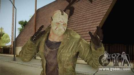 Mortal Kombat X - Jason Voorhees for GTA San Andreas
