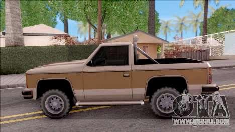Rancher Hunter for GTA San Andreas