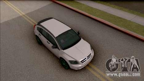 Dodge Caliber for GTA San Andreas right view