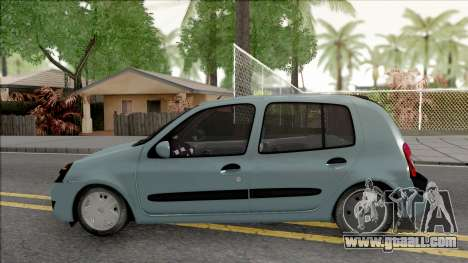 Renault Clio SFD for GTA San Andreas left view