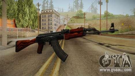 CS: GO AK-47 Orbit Mk01 Skin for GTA San Andreas