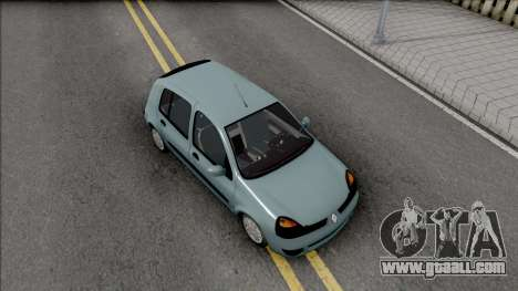 Renault Clio SFD for GTA San Andreas right view