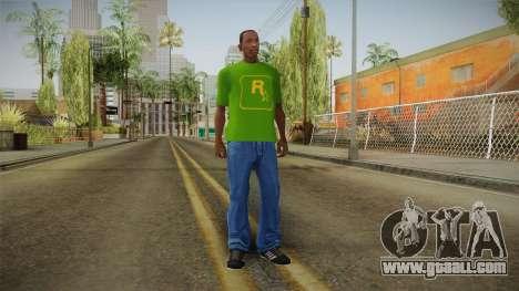 GTA 5 Special T-Shirt v12 for GTA San Andreas third screenshot