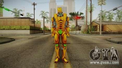 JJBA Eyes of Heaven The World for GTA San Andreas second screenshot