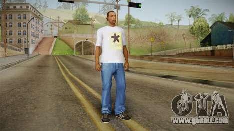 GTA 5 Special T-Shirt v1 for GTA San Andreas third screenshot