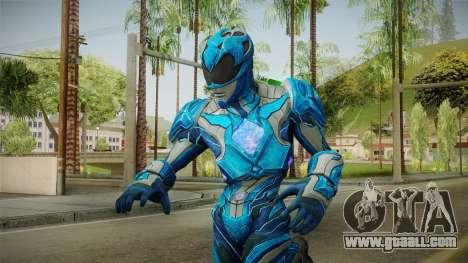 Blue Ranger Skin for GTA San Andreas