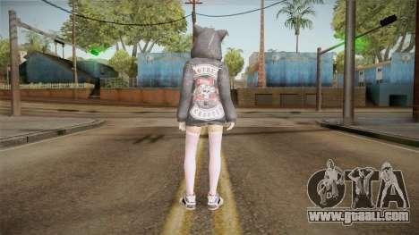 New Fam3 Skin for GTA San Andreas third screenshot