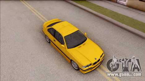 BMW M3 E36 1997 for GTA San Andreas right view