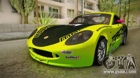 Ginetta G40 for GTA San Andreas side view