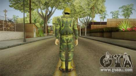 Army of the Republic of Vietnam for GTA San Andreas third screenshot