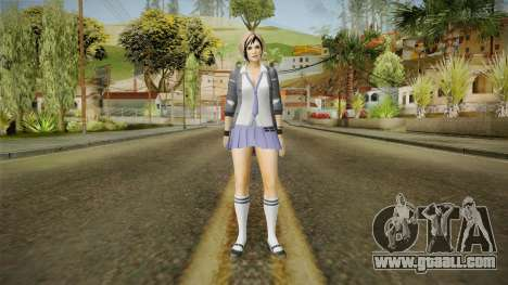 Girls Thugs v1 for GTA San Andreas second screenshot