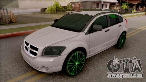 Dodge Caliber for GTA San Andreas