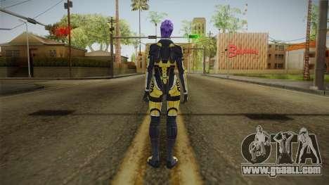 Mass Effect 2 Capitan Enyala for GTA San Andreas third screenshot