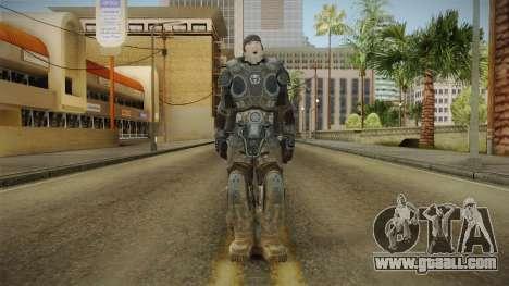 Marcus Fenix Skin v2 for GTA San Andreas