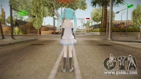 Miku Chibi Skin for GTA San Andreas third screenshot