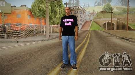 GTA 5 Special T-Shirt v5 for GTA San Andreas third screenshot